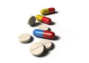 Prescription drugs, for migraine pain